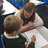 Student Teacher with Y5