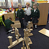 Look At Our Buildings, We Made These As A Team!