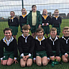 We were the runners up at the Wyre District Tag Rugby Competition