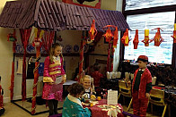 Role Playing in the Chinese Tea House